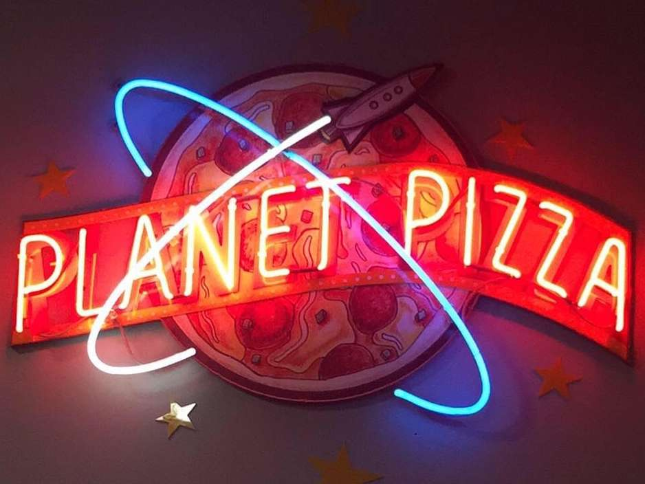 See why locals love dining at Planet Pizza